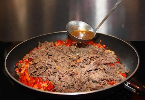 carne mechada step 2