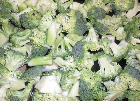 Chicken Broccoli 1