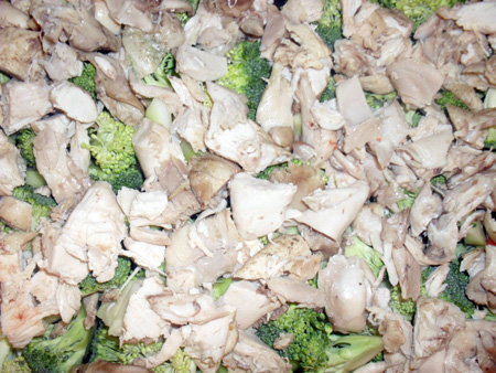 Chicken Broccoli 2