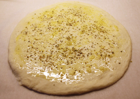 Garlic Pizza Bread 1