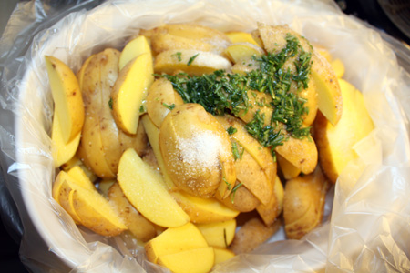 Rosemary Potatoes 3