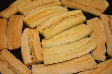 Plátanos Fritos - Fried Plantains 3