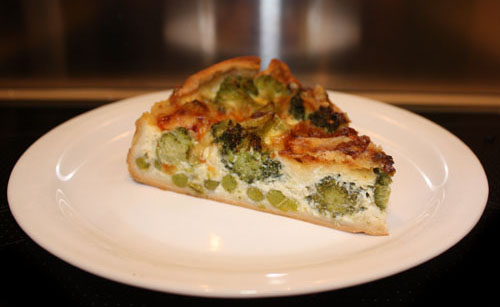 Broccoli Quiche 1