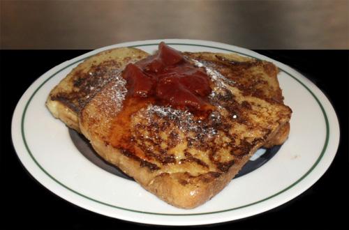 Crunchy French Toast 1